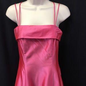 ac3a8c578 roberta Dresses   Pink Dress Juniors Size 78 Formal Gown   Poshmark